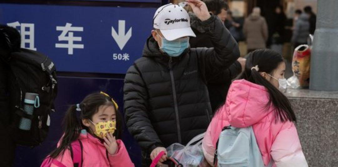 Update terbaru kasus virus corona di dunia