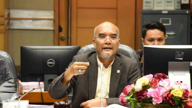 Wakil Ketua Komisi VIII Marwan Dasopang