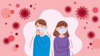 wabah virus Corona terus bertambah di Indonesia. (Ilustrasi: Shutterstock)