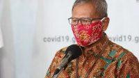 Achmad Yurianto juru bicara penanganan virus Corona. (Foto: Antara)