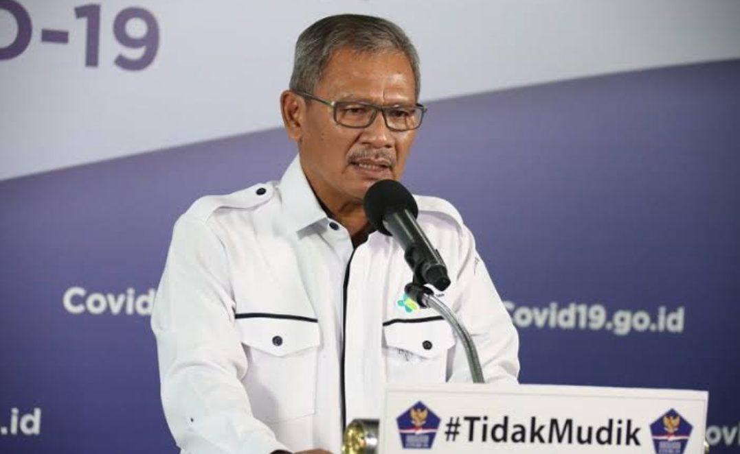 Achmad Yurianto. (Foto: BNPB)