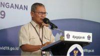 Achmad Yurianto. (Foto: Dok BNPB)