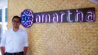 Andi Taufan Stafsus Milenial Jokowi. (Foto: Ist)