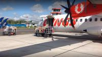 Bandara Sampit di tutup