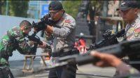Bentrokan TNI - Polri tidak terelakkan di Papua. (Foto: Merdeka.com)