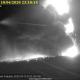 CCTV PVMBG merekam langsung letusan gunung anak krakatau.