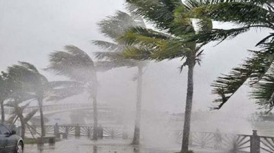 Ilustrasi Cuaca Ekstrem.