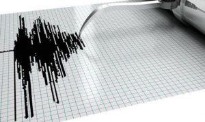 Ilustrasi Gempa Bumi.
