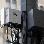 Ilustrasi tiang 5G di luar negeri. (Foto: Istimewa)