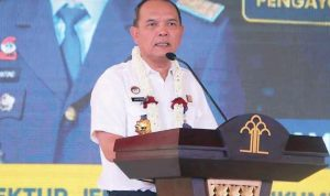 Jhoni Ginting Plt Direktur Jenderal Imigrasi Kemenkumham.