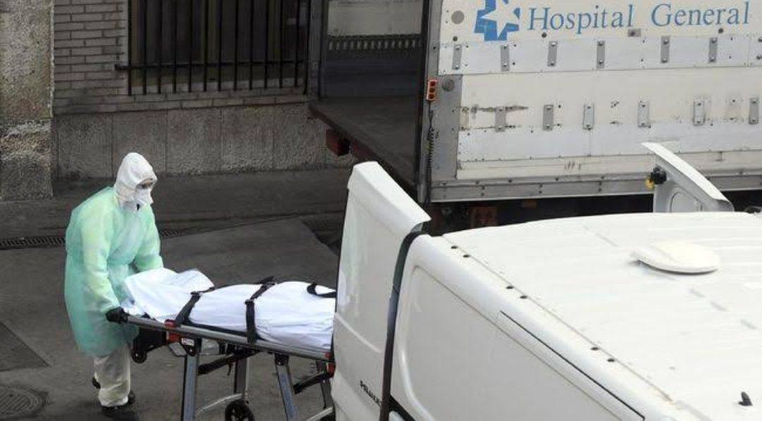 Jumlah kasus positif corona di AS mencapai 865.585 kasus, 48.816 meninggal. (Ilustrasi AFP, OSCAR DEL POZO).