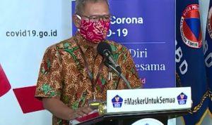 Juru Bicara Pemerintah penanganan Covid-19 di Indonesia, Achmad Yurianto. (Foto: Istimewa)