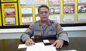 Kabid Humas Polda DIY Kombes Pol Yuliyanto memberikan keterangan pers via video kepada awak media. (Foto: HeadLine.co.id)