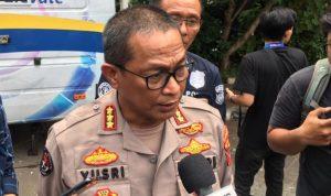 Kabid Humas Polda Metro Jaya Kombes Pol Yusri Yunus menegaskan bahwa video yang beredar itu adalah kabar bohong atau Hoax. (Foto: DivHumasPolri)