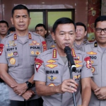 Kapolri Jenderal Pol Idham Azis