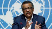 Kepala Organisasi Kesehatan Dunia (WHO)Tedros Adhanom Ghebreyesus. (Foto: Reuters)