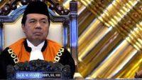 Ketua Mahkamah Agung Terpilih lewat pemilihan Online. (Foto: Xnews.id)