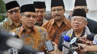 Ketua Umum Pengurus Besar Nahdlatul Ulama Said Aqil Siraj