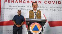 Letjen Doni Monardo, Kepala Gugus Tigas Percepatan Penanganan Covid-19 di Indonesia. (Foto: Antara)