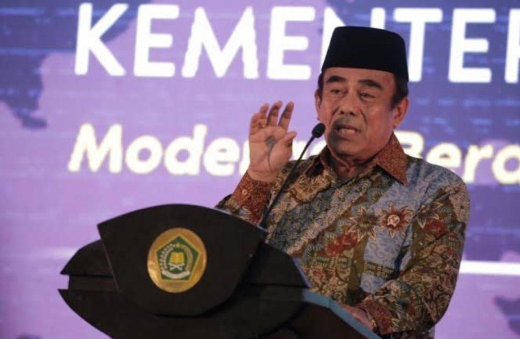 Menteri Agama Fachrul Razi. (Foto: Realitarakyat)