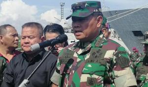 Pangkogabwilhan I Laksamana Madya TNI Yudo Margono