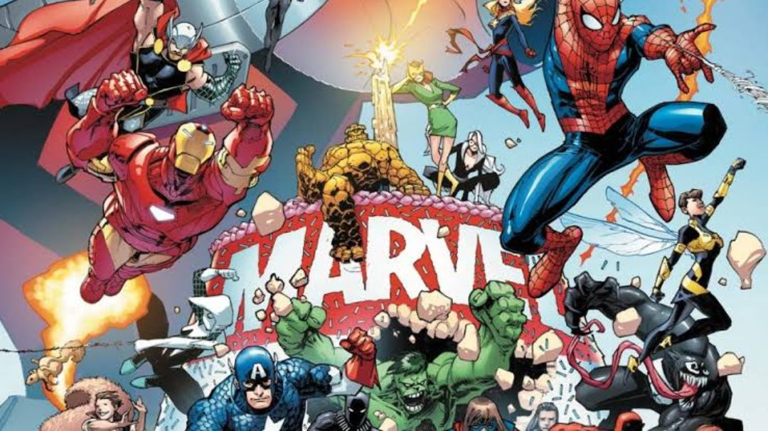 Peluncuran komik Marvel ditunda. (Ilustrasi: Hollywood Reporter)