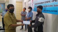 Pemerintah Provinsi Banten telah mulai menyalurkan bantuan Jaring Pengaman Sosial bagi masyarakat rentan terdampak Covid-19