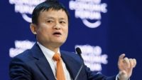 Pendiri Alibaba, Jack Ma. (Foto: Fabrice COFFRINI, AFP)