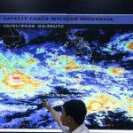 Perkiraan Cuaca Besok di Jakarta.