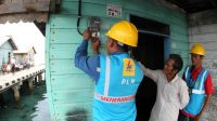 Perusahaan plat merah PLN mendukung program pemerintah pmeberian listrik gratis bagi pelanggan 450 VA. (Foto: Istimewa)