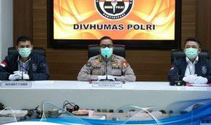 Polri berhasil mengamankan pelaku penghina Presiden Jokowi. (Foto: Headline.co.id)