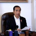 Presiden Jokowi intruksikan ASN, dan pegawai pemerintahan lainnya tidak mudik. (Foto: Setpres)