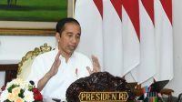 Presiden Jokowi siapkan tiga langkah mitigasi hadapi dampak corona terhadap sektor pariwisata. (Foto: Setpres)