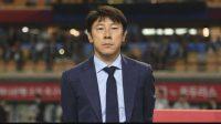 Shin Tae-yong pelatih Tim Nasional Indonesia. (Foto: AFP)