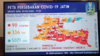 Surabaya akan berlakukan PSBB mulai 28 April 2020.