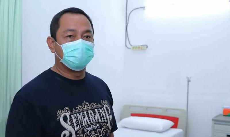 Wali Kota Semarang Hendra Prihadi