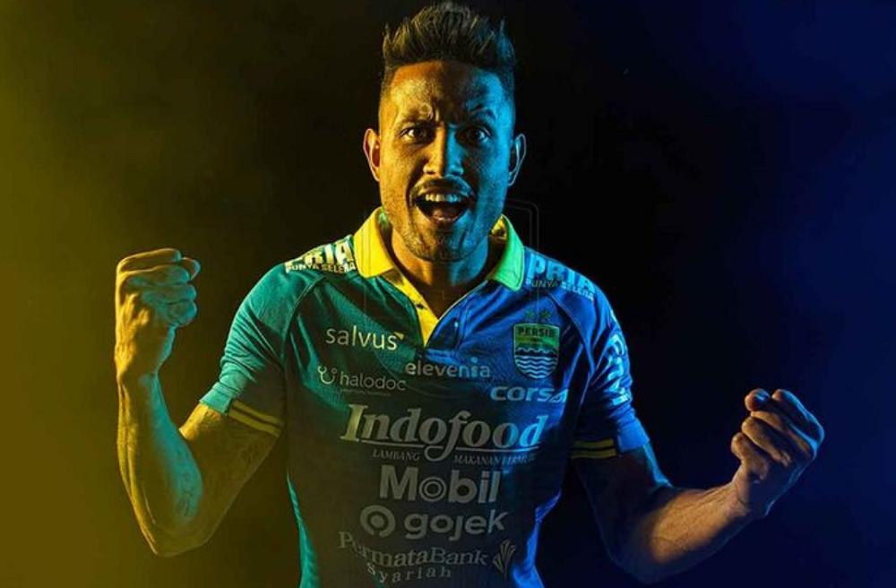 Wander Luiz Pemain Andalan Persib Bandung