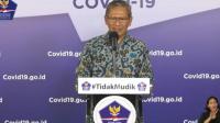 Achmad Yurianto jubir penanganan Covid-19