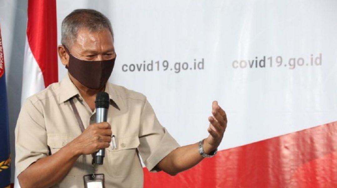 Achmad Yurianto. (Dok. BNPB)