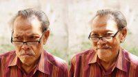 Aktor Senior Hengky Solaiman.