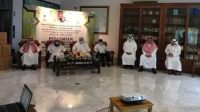 Arab Saudi bantu warga Indonesia dengan 4.000 paket sembako saat wabah Corona melanda. (Dok. Istimewa)