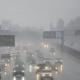 BMKG wanti-wanti cuaca esktrem yang memicu hujan deras hingga puting beliung. (dok. AFP PHOTO)