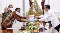 BPK Serahkan Laporan IHPS II Tahun 2019 kepada Presiden Jokowi