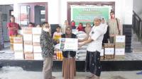 Dompet Dhuafa berikan santunan kepada Dayah Nurul Huda
