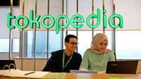 E-commerce raksasa Indonesia Tokopedia. (Dok. Tokopedia)