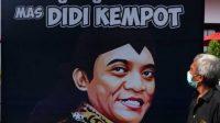 Film Didi Kempot Maestro Campursari akan segera tayang di Bioskop Indonesia. (Foto: Antara)
