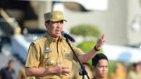 Gubernur Riau Syamsuar akan mengajukan PSBB. (Foto: Riaulink)