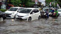 Ilustrasi Banjir di Malang.