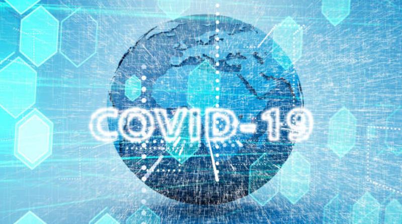 Ilustrasi Covid-19 Dunia