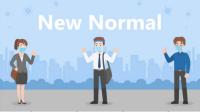 Ilustrasi Pelaksanaan New Normal